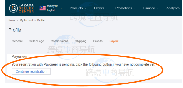 Payoneer企业账号正在进行文件提交或者审核